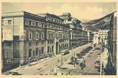 Il Palazzo delle Poste negli anni 50