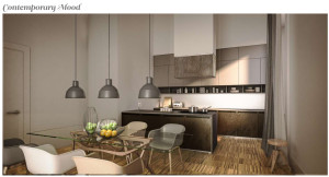 Cucina Abitabile Contemporary Mood